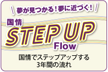 国情STEP UP Flow